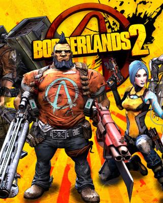 Borderlands 2 - Obrázkek zdarma pro 360x400