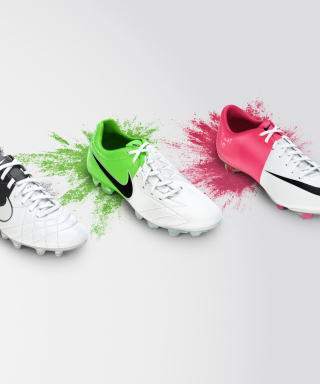 Nike - Clash Collection - Obrázkek zdarma pro iPhone 5