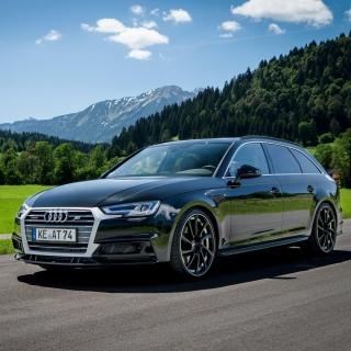 Audi A4 Avant - Obrázkek zdarma pro 128x128