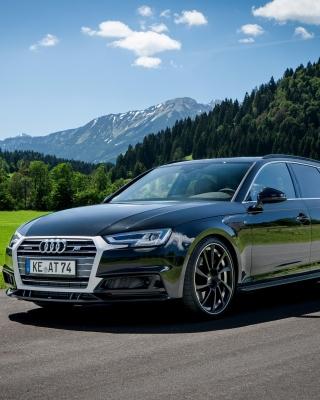 Audi A4 Avant - Obrázkek zdarma pro iPhone 4S