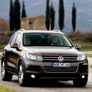 Volkswagen Tiguan, VW Tiguan - Obrázkek zdarma pro iPad mini 2