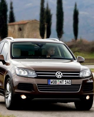 Volkswagen Tiguan, VW Tiguan - Obrázkek zdarma pro Nokia X3