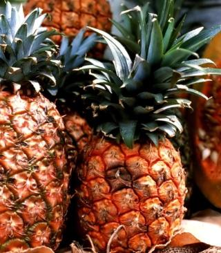 Pineapples - Obrázkek zdarma pro Nokia X7