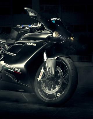 Ducati 848 EVO Corse - Obrázkek zdarma pro 480x640