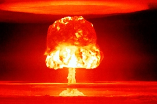 Nuclear explosion Picture for Android, iPhone and iPad