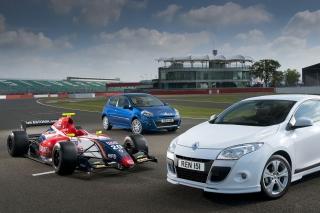 Free Renault Clio Picture for Android, iPhone and iPad