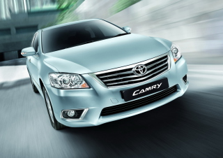 Auto Toyota Camry Wallpaper for Android, iPhone and iPad