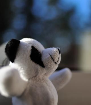 Happy Teddy Wants A Hug - Obrázkek zdarma pro Nokia Lumia 2520