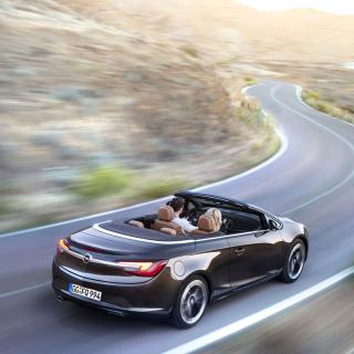Opel Cascada - Obrázkek zdarma pro 320x320