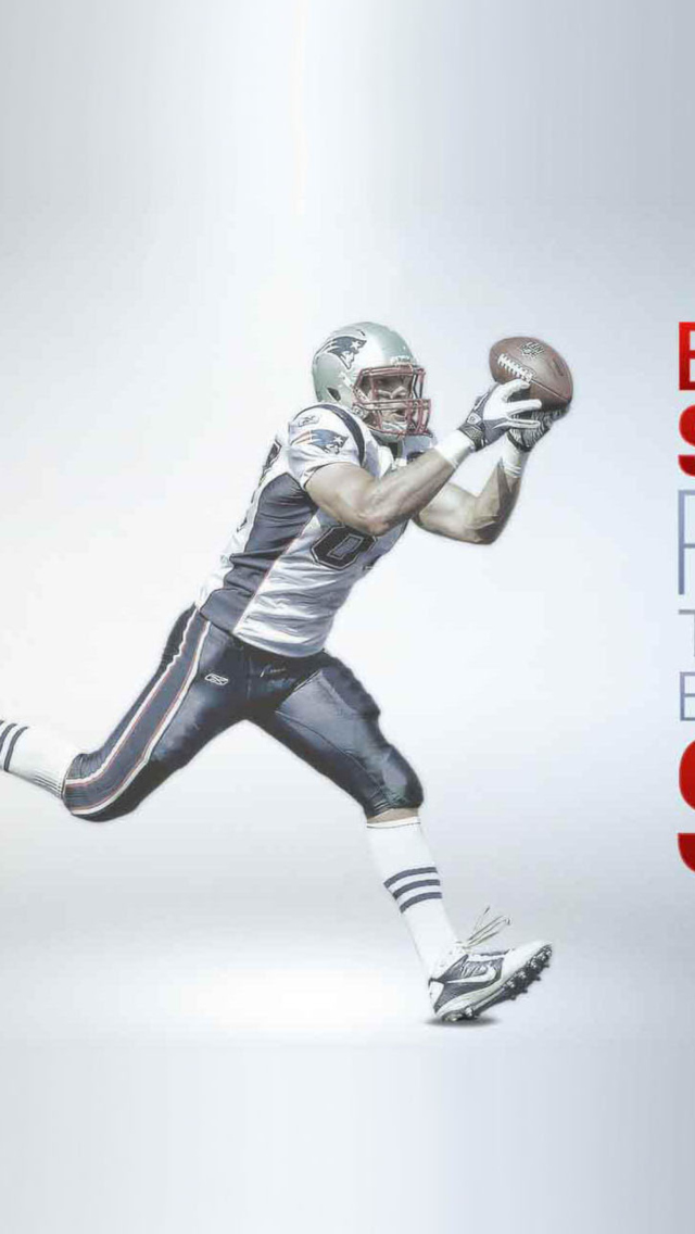 Rob Gronkowski Wallpaper for iPhone - 151.1KB