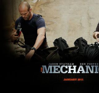 Mechanic - Obrázkek zdarma pro 320x320