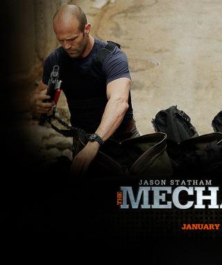 Mechanic - Obrázkek zdarma pro Nokia Asha 202