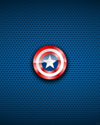 Captain America, Marvel Comics - Obrázkek zdarma pro Nokia X2
