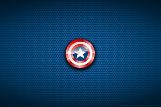 Captain America, Marvel Comics - Obrázkek zdarma pro LG Optimus M