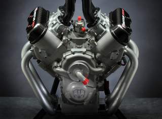 Car Engine Wallpaper for Android, iPhone and iPad