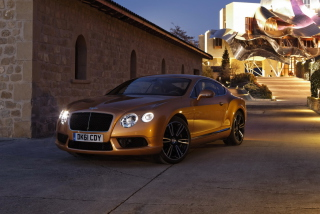 Free Bentley Picture for Android, iPhone and iPad