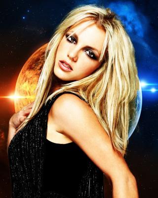 Britney Spears - Obrázkek zdarma pro Nokia C-Series
