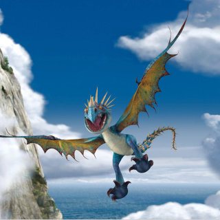How to Train Your Dragon - Obrázkek zdarma pro 128x128
