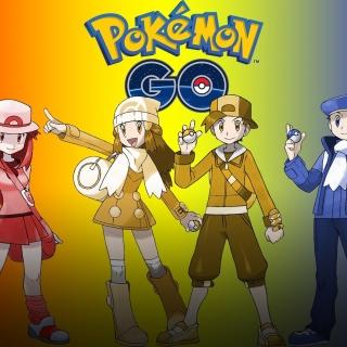 Pokemon Go WP - Obrázkek zdarma pro 2048x2048