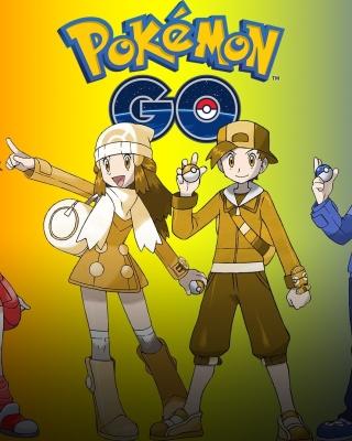 Pokemon Go WP - Obrázkek zdarma pro Nokia C2-03