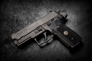 Sig Sauer Sigarms Pistols P229 Background for Android, iPhone and iPad