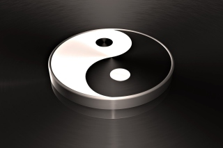 Ying And Yang Wallpaper for Android, iPhone and iPad