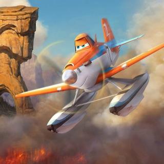 Planes Fire and Rescue 2014 - Obrázkek zdarma pro 208x208