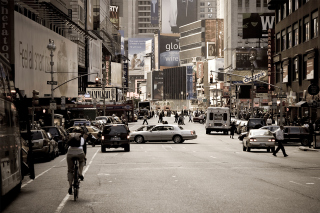 Free New York Traffic Picture for Android, iPhone and iPad