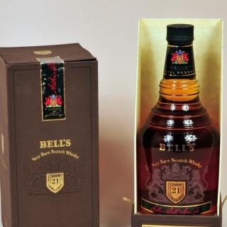 Bells Scotch Blended Whisky - Obrázkek zdarma pro 1024x1024
