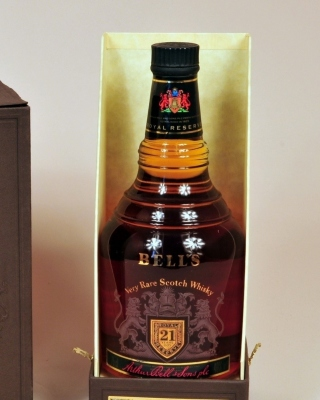 Bells Scotch Blended Whisky - Obrázkek zdarma pro Nokia 5233