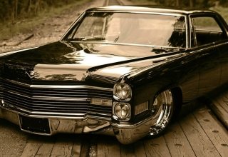 Cadillac Background for Android, iPhone and iPad