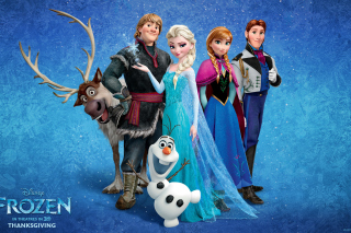Frozen - Walt Disney Animation Wallpaper for Android, iPhone and iPad