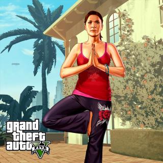 Grand Theft Auto Girl - Obrázkek zdarma pro 128x128