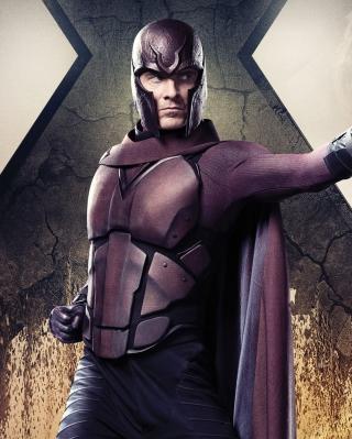 Michael Fassbender X Men Days Of Future Past - Obrázkek zdarma pro 352x416