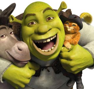 Shrek Hd - Obrázkek zdarma pro iPad mini