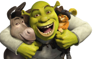 Shrek Hd Background for Android, iPhone and iPad