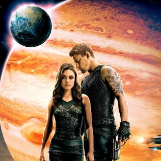 Jupiter Ascending Movie - Obrázkek zdarma pro iPad