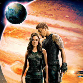 Jupiter Ascending Movie - Obrázkek zdarma pro iPad mini 2