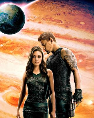 Jupiter Ascending Movie - Obrázkek zdarma pro 360x480