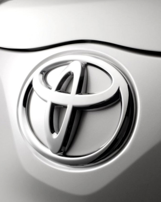 Toyota Emblem Background for 480x854