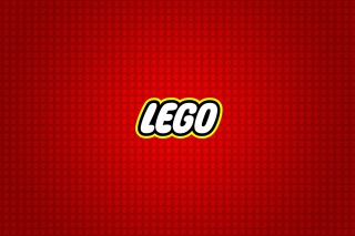 Lego Logo Background for Android, iPhone and iPad