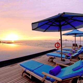 Luxury Wellness Resort in Tropics - Obrázkek zdarma pro 208x208