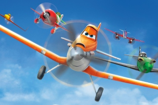 Planes 2013 Disney Film Wallpaper for Android, iPhone and iPad