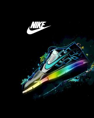 Nike Logo and Nike Air Shoes - Obrázkek zdarma pro iPhone 5S
