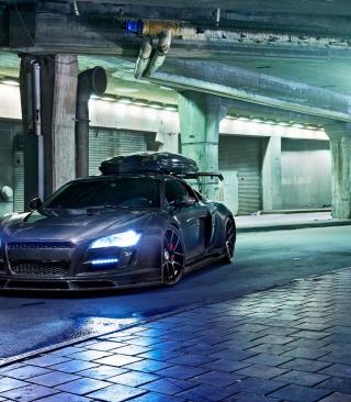 Audi R8 - Obrázkek zdarma pro iPhone 4