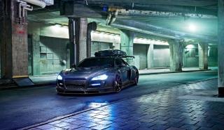 Audi R8 - Obrázkek zdarma pro Fullscreen Desktop 800x600