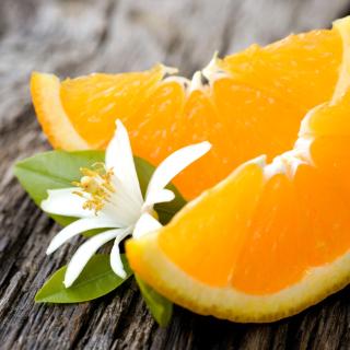 Orange Slices - Obrázkek zdarma pro iPad Air