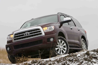 Toyota Sequoia Background for Android, iPhone and iPad