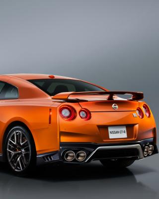 Nissan GTR R35 - Obrázkek zdarma pro 240x400