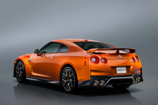 Free Nissan GTR R35 Picture for Android, iPhone and iPad
